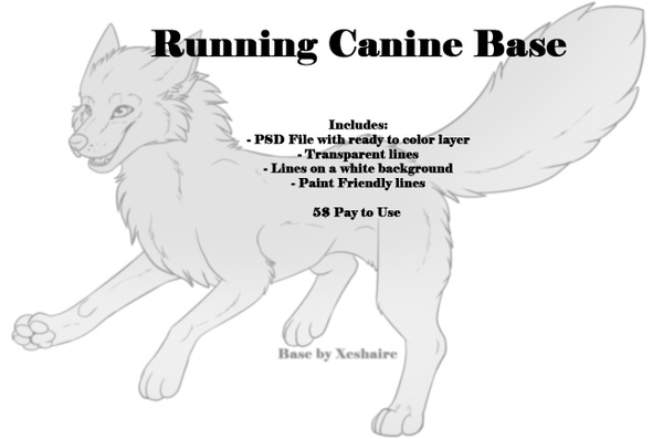 Running Canine Base