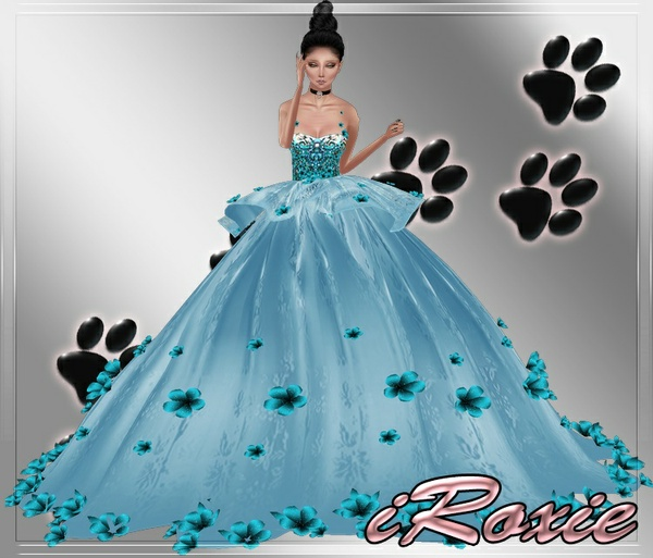 Asteria Ball Gown