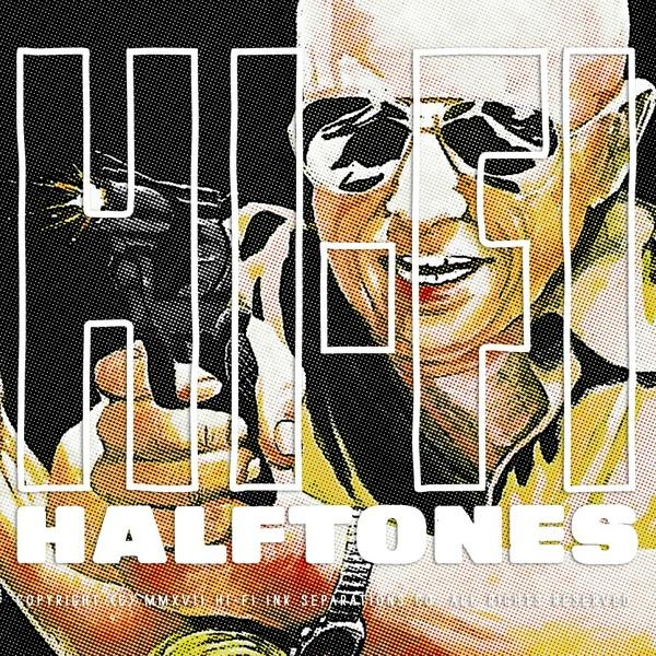 Hi-Fi Ink Halftones
