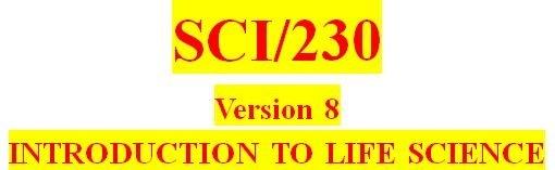 SCI 230 Week 9 Disaster Paper