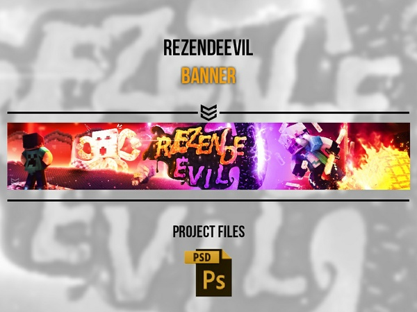 Minecraft Banner Files - Rezendeevil