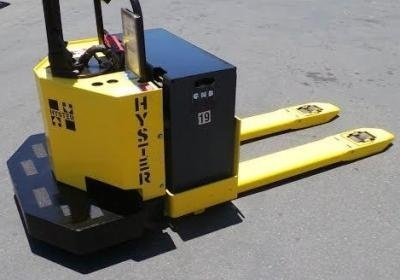 Hyster Electric Pallet Jack D135 Series: B40XL, B60XL, W40XL, W60XL Spare Parts List, EPC
