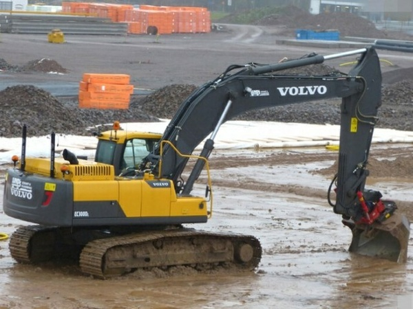 VOLVO EC380D L EC380DL EXCAVATOR SERVICE REPAIR MANUAL - DOWNLOAD