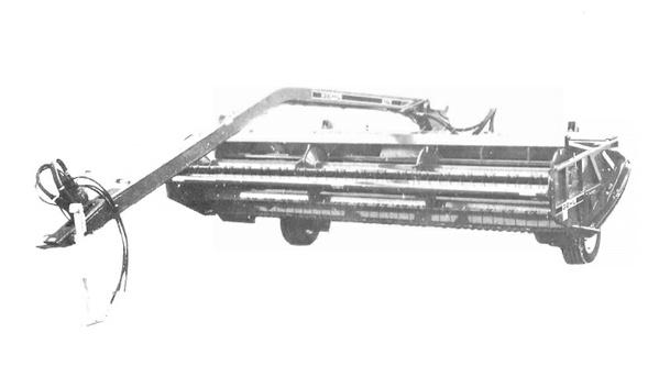 GEHL 2240/2270 Mower Conditioner Parts Manual