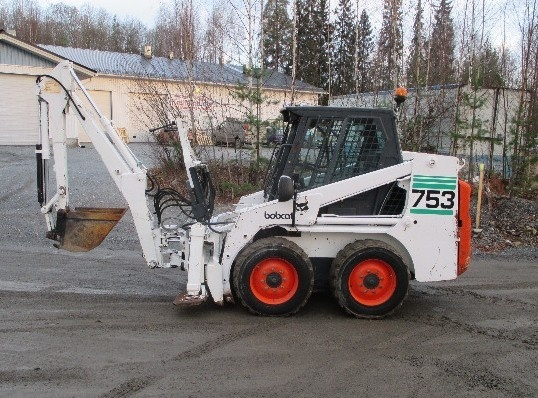 Bobcat 753 Skid Steer Loader Service Repair Workshop Manual DOWNLOAD