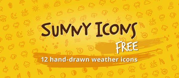 Sunny Icons Free
