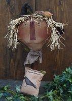 #464 Elmer Scarecrow e pattern