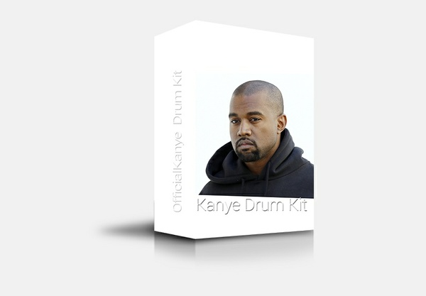 DRUMS & SAMPLES BY KANYE (Drum Kit Only)