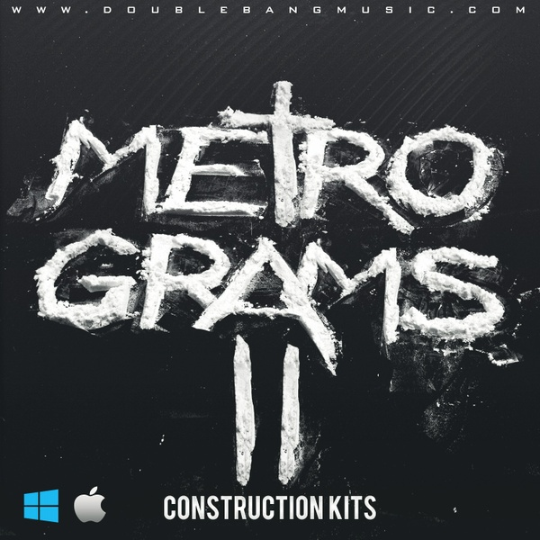 Double Bang Music - Metro Grams Vol.2 | Construction Kits