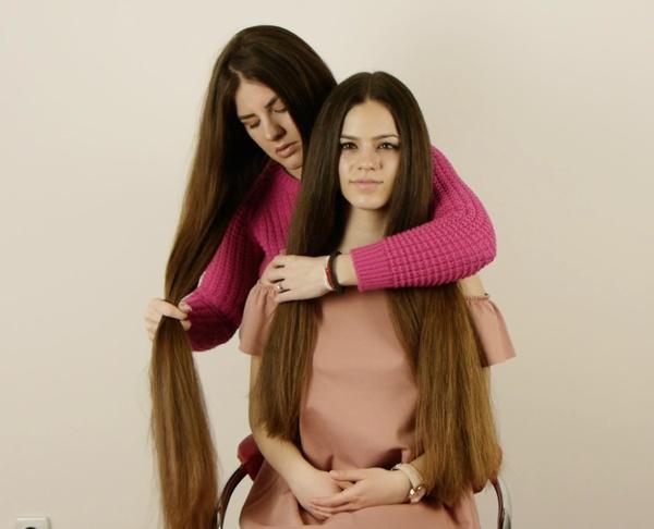 VIDEO - Suzana pampering with Sladjana