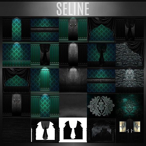 A~SELINE-64 TEXTURES