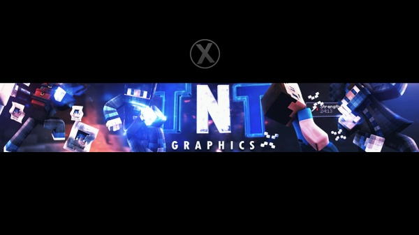 Custom Minecraft Banner, Profile Pic, And Series Thumbnail
