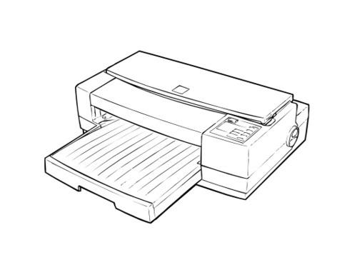 Epson Stylus Pro XL+ Color Inkjet Printer Service Repair Manual