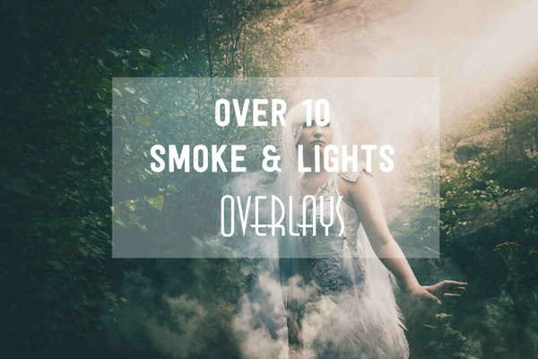 Smoke & Light Overlays