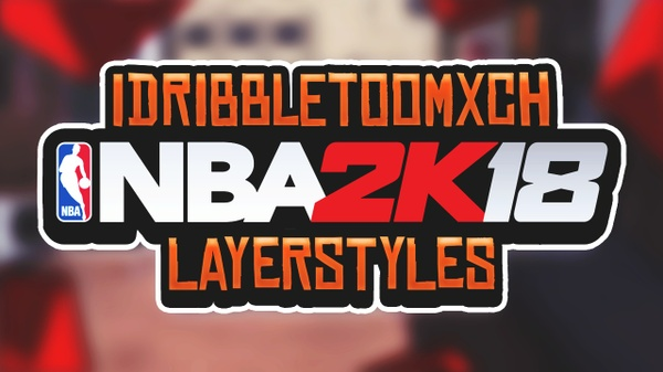 NBA 2K18 LAYERSTYLES WITH CC