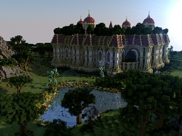 Minecraft Fantasy Faction Spawn
