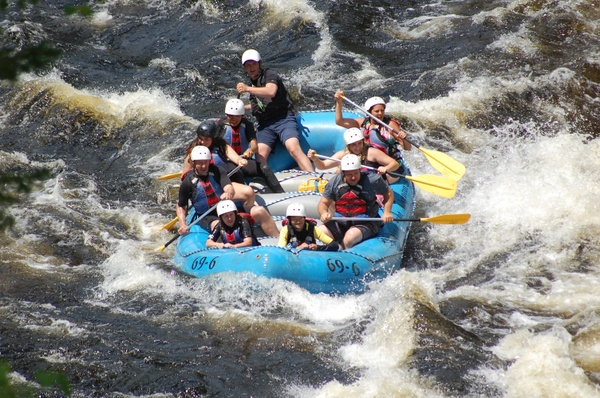 Penobscot Rafting 07/17/2017