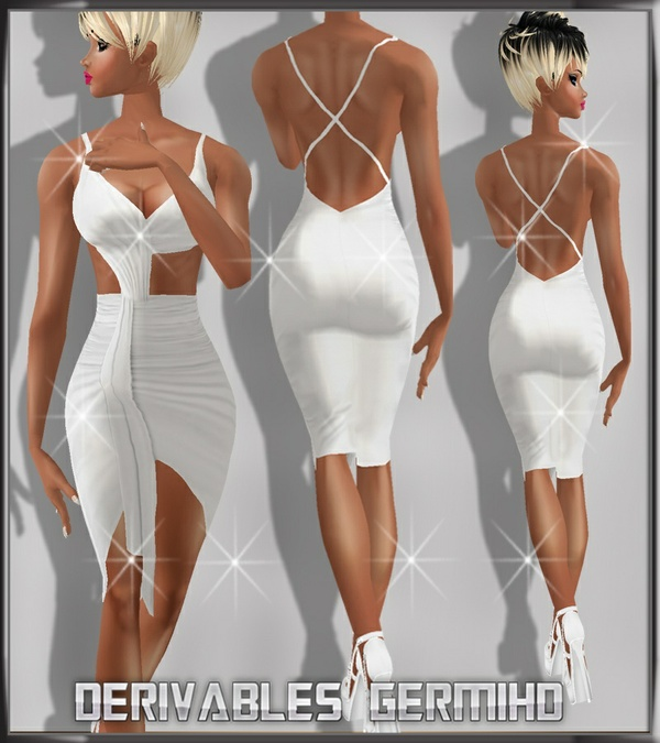 texture dress package