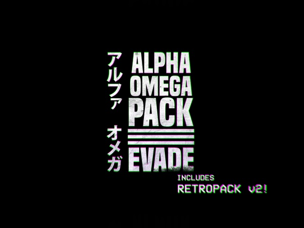 #ALPHAxOMEGA Pack  (ft. #RETROv2)