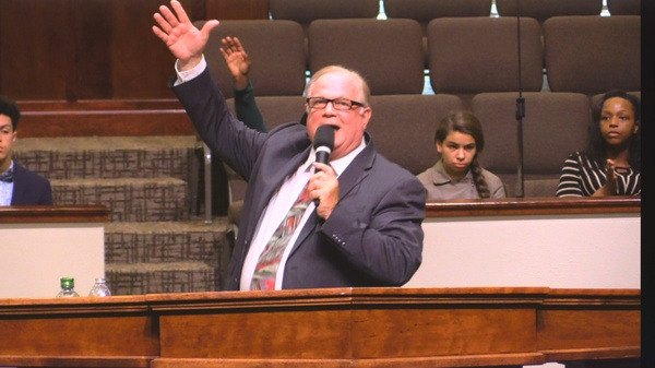 """Rev. Doug Wrght 01-28-18pm """" The Prayer of the Son of Sorrow """" MP4"""
