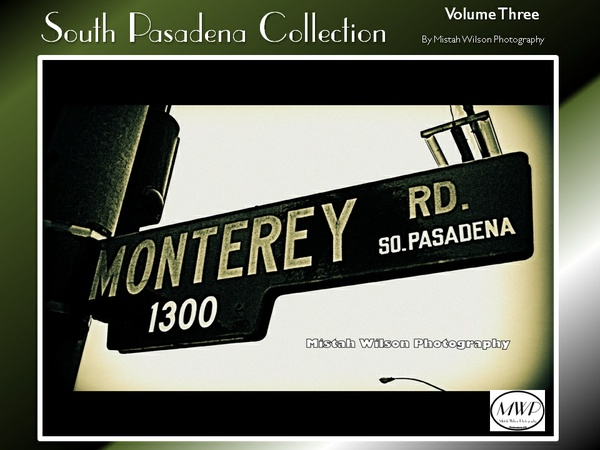 South Pasadena Collection Volume Three by Mistah Wilson Photography