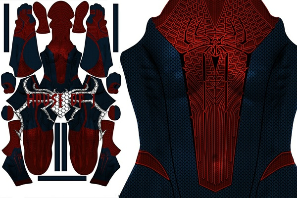 """TASM1"" Female Pattern"