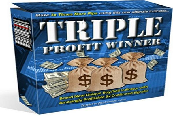 Triple Profit Winner Indicator for MT4