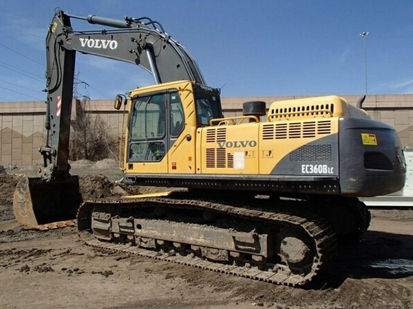 VOLVO EC360B LC EC360BLC EXCAVATOR SERVICE REPAIR MANUAL - DOWNLOAD
