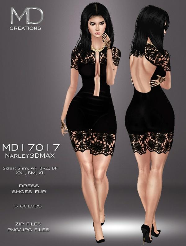 MD17017 - Narley3DMAX