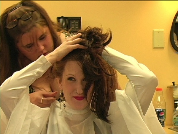 Amyee Danger 's Long Hair to Bald Head Shave video download VOD