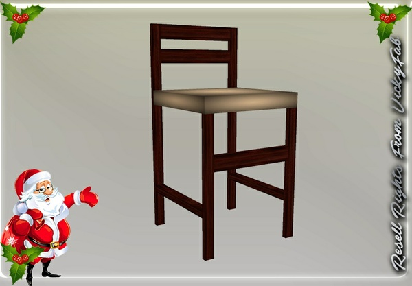 Bar Stool 2 Mesh Catty Only!!!