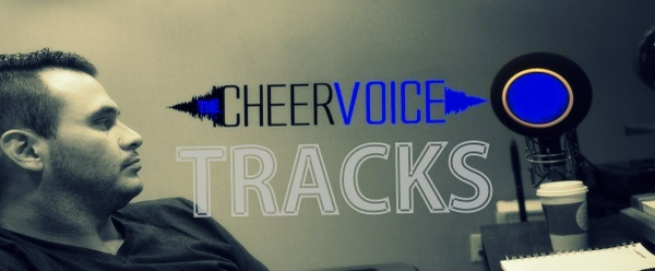 TCV TRACKS - BE STRONG (16X8)