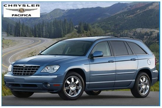 CHRYSLER PACIFICA CS 2004 REPAIR SERVICE MANUAL