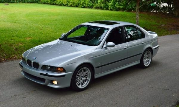 Bmw 2000 M5 4 door Sedan Repair Manual