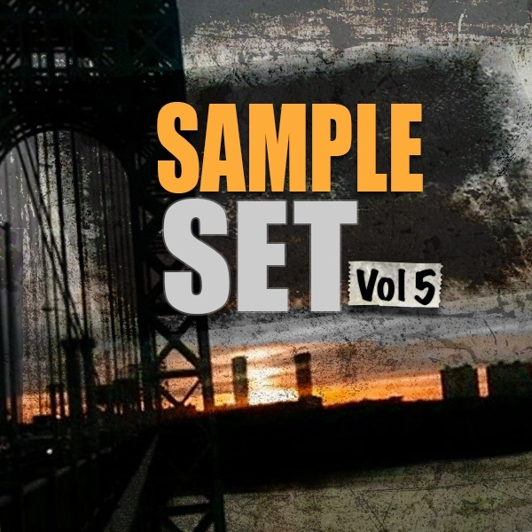 MPC WAV Sample Set v5