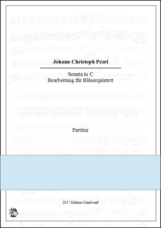 Johann Pezel: Sonata in C