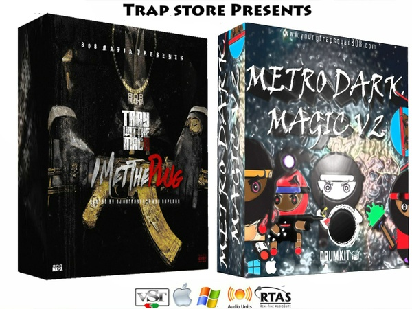 Trap Store Presents - I Met The Plug & Metro Dark Magic V2