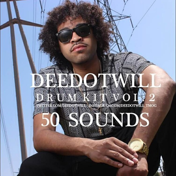 Deedotwill Drum Kit Vol. 2