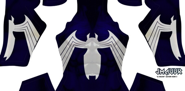 Ultimate Symbiote V1