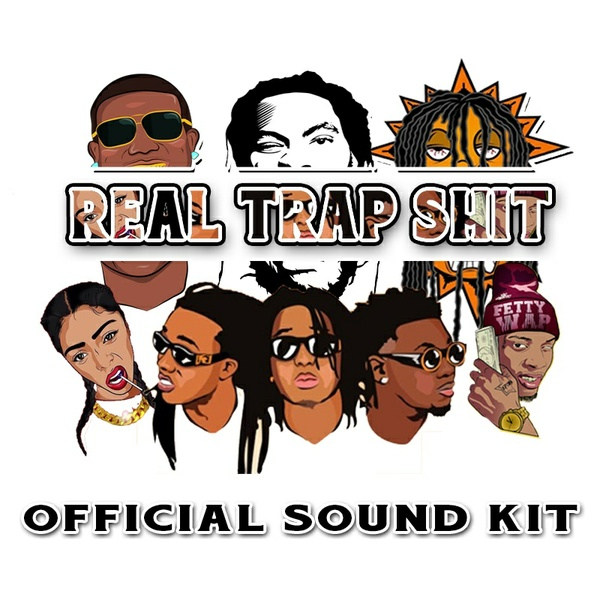 Official Real Trap Shit Super Producer Sound Kit