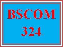 BSCOM 324 Week 2 Survey Development