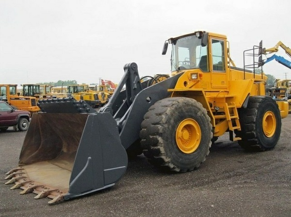 VOLVO L180C HL L180CHL WHEEL LOADER SERVICE REPAIR MANUAL - DOWNLOAD