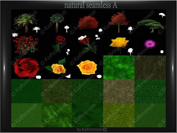 NATURAL SEAMLESS A
