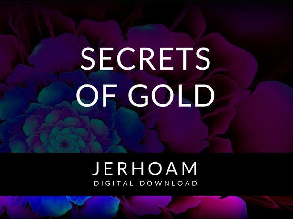 JERHOAM  |  Secrets of Gold