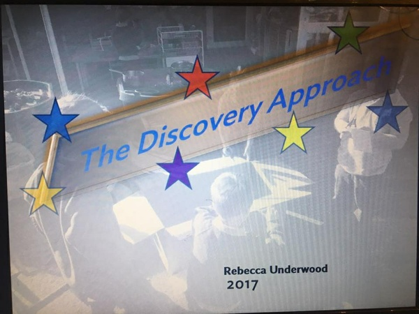 THE DISCOVERY CURRICULUM - STAFF MEETING POWERPOINT