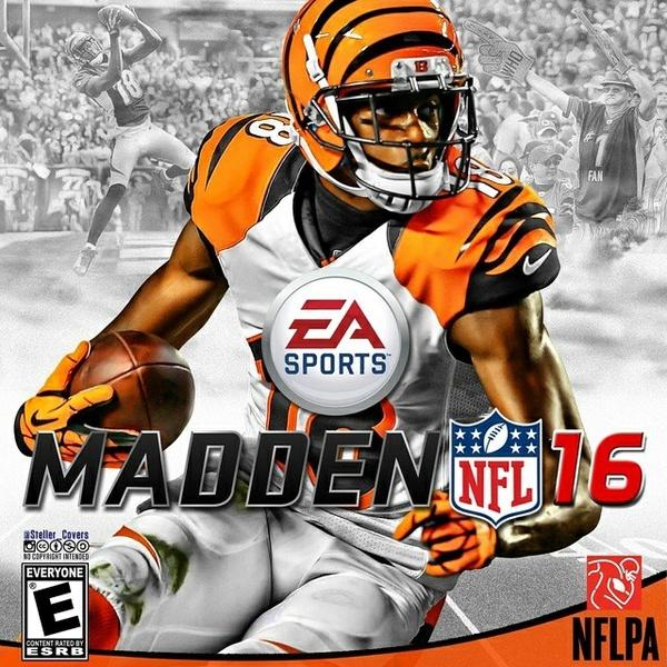 Madden 16 2016 Season/ NFL Draft/ Offseason Roster Update (XBOX 360)