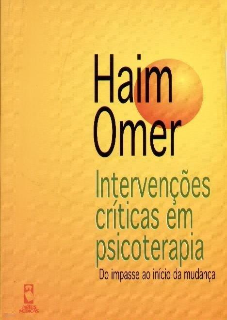 Intervenções Críticas em Psicoterapia
