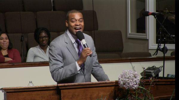 "Rev. Lawrence Warfield 10-26-14 PM ""When Hunger Cometh"" MP3"