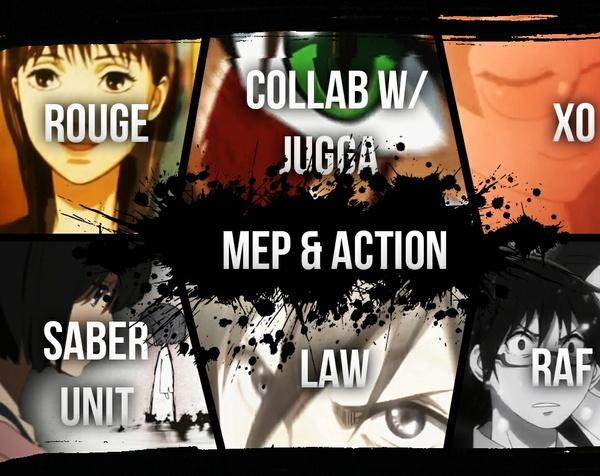 MEP & ACTION bundle