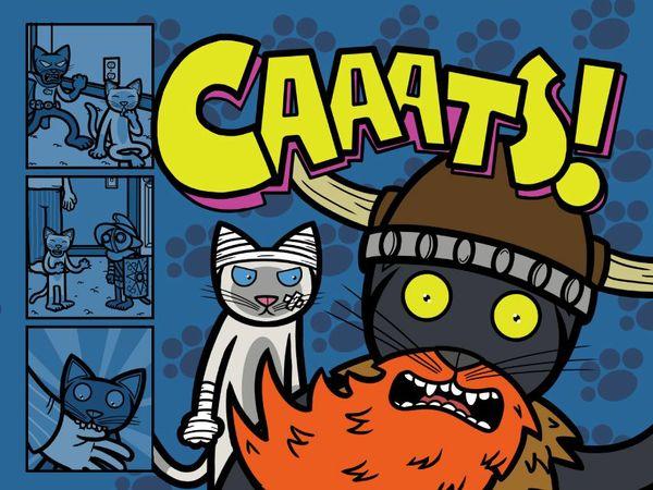 CAAATS! #7 PDF File